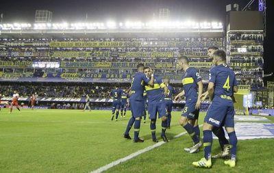 Boca le ganó a Argentinos y es finalista