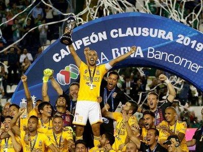 Tigres gana el título del Clausura en México