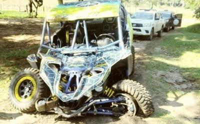 Imputarán a competidor de rally que arrolló y mató
