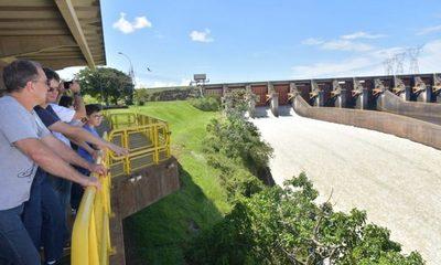 Complejo Turístico de Itaipú ajusta sus horarios de visitas