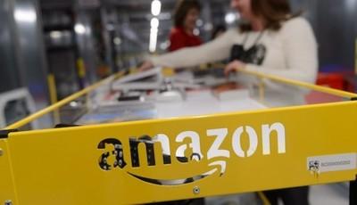 Acciones de Amazon se disparan en un 65%