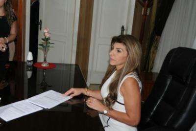 Piden investigar la administración de Perla Rodríguez en Asunción y no en Ciudad del Este
