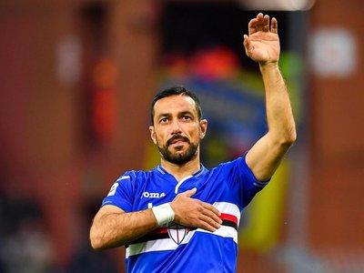 Mancini llama a Quagliarella para duelos con Grecia y Bosnia