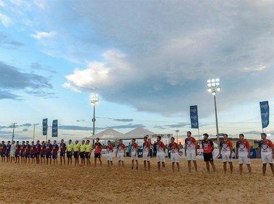 Copa Paraguay de Fútbol Playa