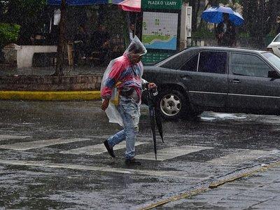 Alerta de tormentas eléctricas para ocho departamentos