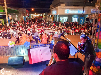 Ballet Nacional del Paraguay presente en el 246º aniversario de Concepción