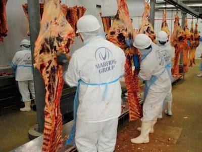 Brasil prevé una gran demanda de carne desde China y busca habilitar más plantas