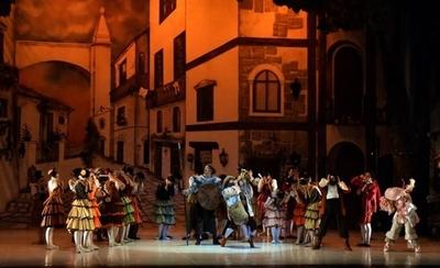 HOY / Las bodas de Camacho el rico  y Basilio el pobre: 50 artistas y  un capítulo inmortal del Quijote