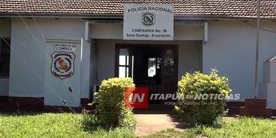 CHOCAN Y ASALTAN A ESTUDIANTES EN SANTO DOMINGO UNA DE ELLAS CON CRIATURA.