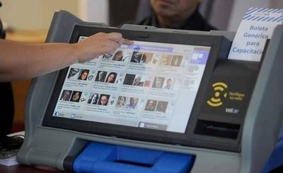 """HOY / US$ 65 millones para urnas   electrónicas y afines: la OEA   se compromete a """"ayudar"""""""