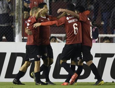 Independiente vence en casa a Río Negro y se anota en octavos