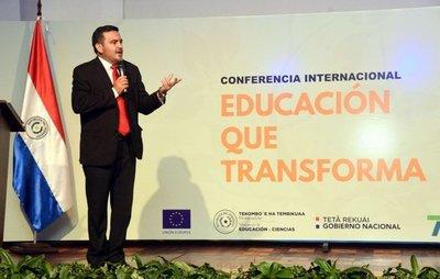 Transformación educativa precisa inversión, afirman