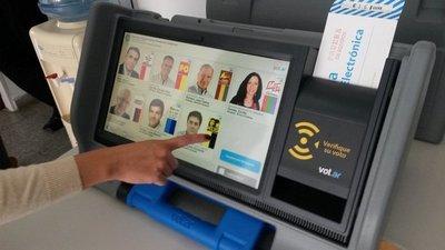 La OEA ayudará a Paraguay en la instalación del voto electrónico
