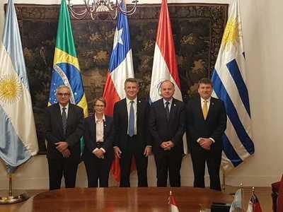 Paraguay presente en la Reunión Ordinaria del Consejo Agropecuario del Sur