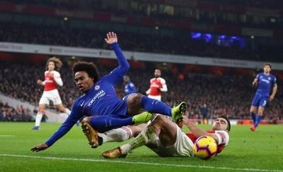 HOY / Los rivales londinenses disputan el cetro europeo