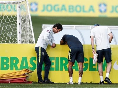 ¡Qué caño! La irreverencia de un juvenil ante Neymar