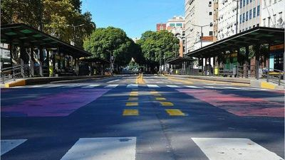 Argentina amanece paralizada por la quinta huelga general contra Macri