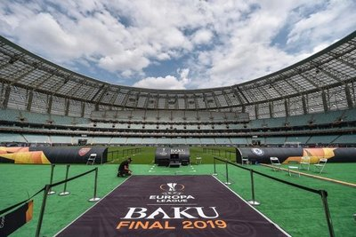 Chelsea y Arsenal definen al campeón de la Europa League en Bakú