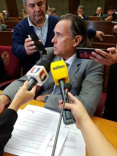 Friedmann: Ortiz tiene que estar en Tacumbú