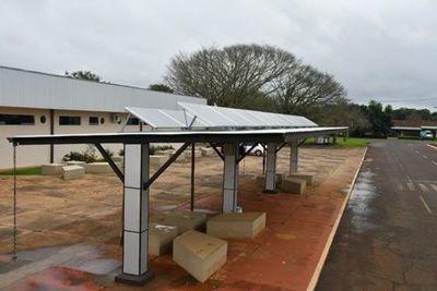 Itaipu implementa sistema para aprovechar energía renovable
