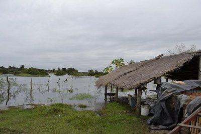 Lluvia ya afecta la producción agrícola en Misiones
