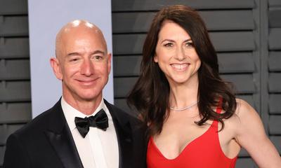 MacKenzie Bezos, dueña de casi US$ 37.000 millones, donará la mitad de su fortuna a la caridad