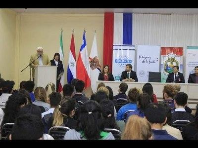 JORNADA DE EDUCACIÓN Y GESTIÓN AMBIENTAL Y AGENDA 2030 EN ITAPÚA