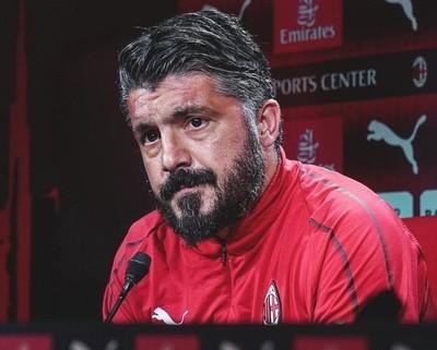 Genaro Gattuso no sigue al frente del Milan
