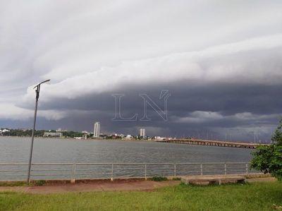 Alerta por tormentas en distintos departamentos