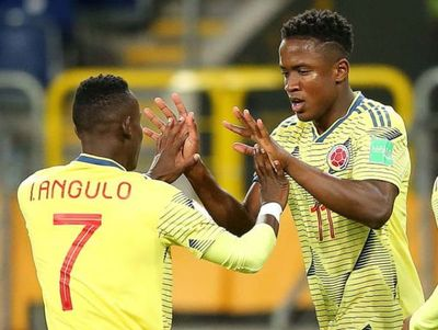 Colombia pasa a octavos goleando