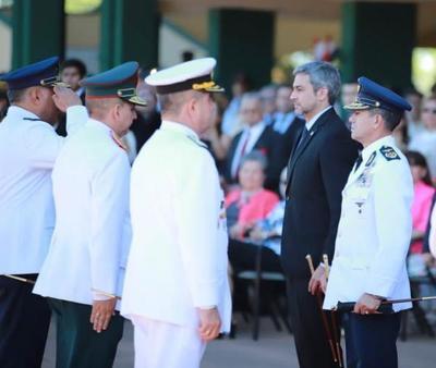 Mandatario participará de celebración aniversario del Comando Logístico