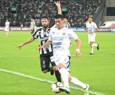 Botafogo no tuvo compasión de Sol de América y lo apabulló en Brasil
