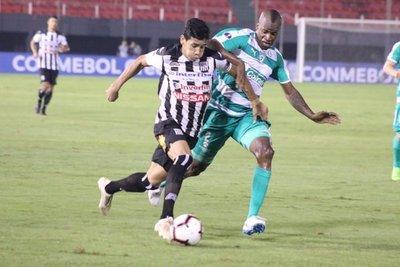 La Equidad liquidó a Santaní y lo dejó fuera de la Copa Sudamericana