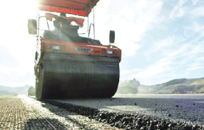 Avanzan gestiones para la fábrica de asfalto