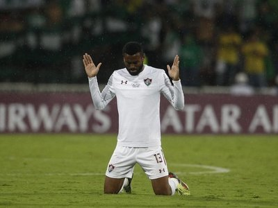 Fluminense cae pero avanza en la Sudamericana