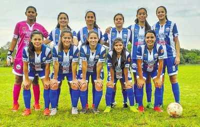 Seguirá fútbol femenino en Encarnación