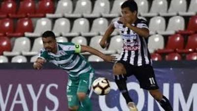 Santani eliminado de la Sudamericana