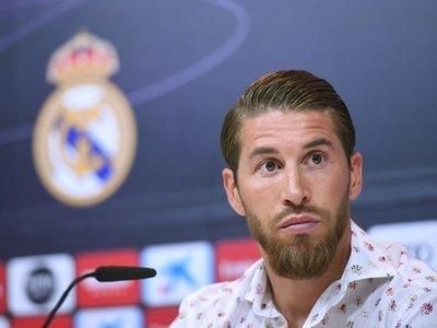 Ramos se refirió a la posible llegada de Hazard al Madrid