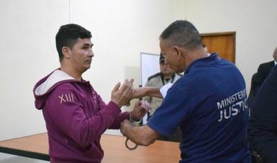 Acusado por robo agravado fue condenado a 8 años de cárcel