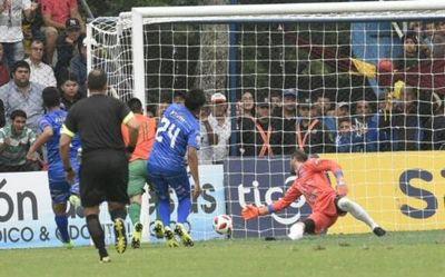 Un gol para la historia Yshir