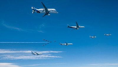Airbus cumplió 50 años de vida