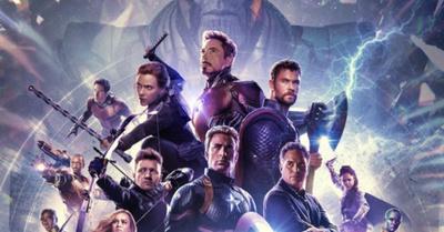 """""""Avengers: Endgame"""", la más taquillera de la historia"""