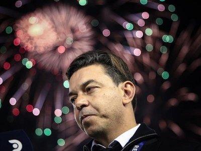 Gallardo amplía su leyenda: con 10 títulos es el técnico más ganador de River