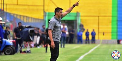 Gustavo Florentín fue destituido como entrenador del Guaraní