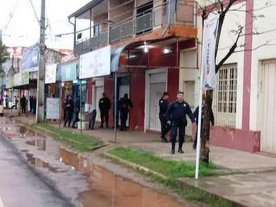 ¿Estado de Sitio?: inusitada cantidad de policías para tradicional desfile