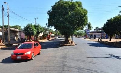 Terminan obras viales que apuntan al desarrollo de importantes barrios de Ciudad del Este