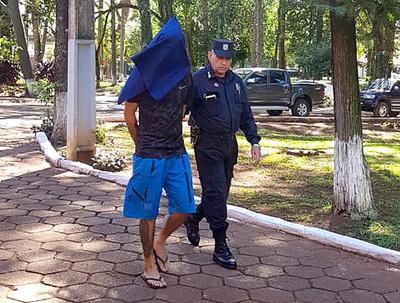 Capturan en allanamiento a un joven que desvalijó una escuela