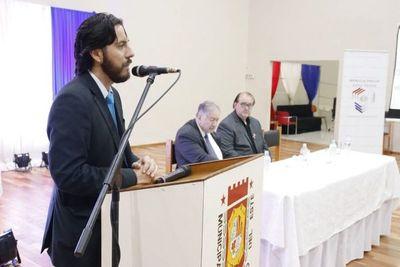 Vice presidente del TSJE admite que nuevo sistema de voto representa un cambio sumamente importante al país
