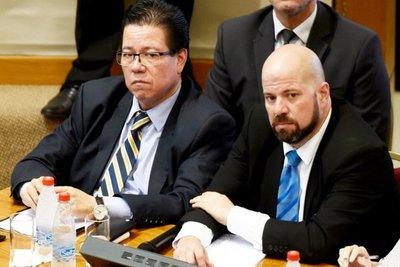 Diputados comunicó a la Corte renuncia de Enrique García