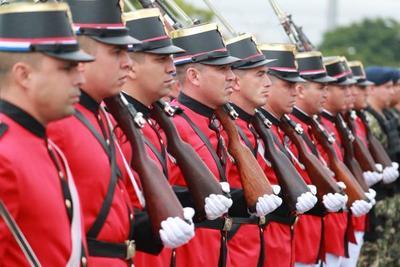 En 75 aniversario, Gabinete Militar ratifica compromiso de servicio y lealtad